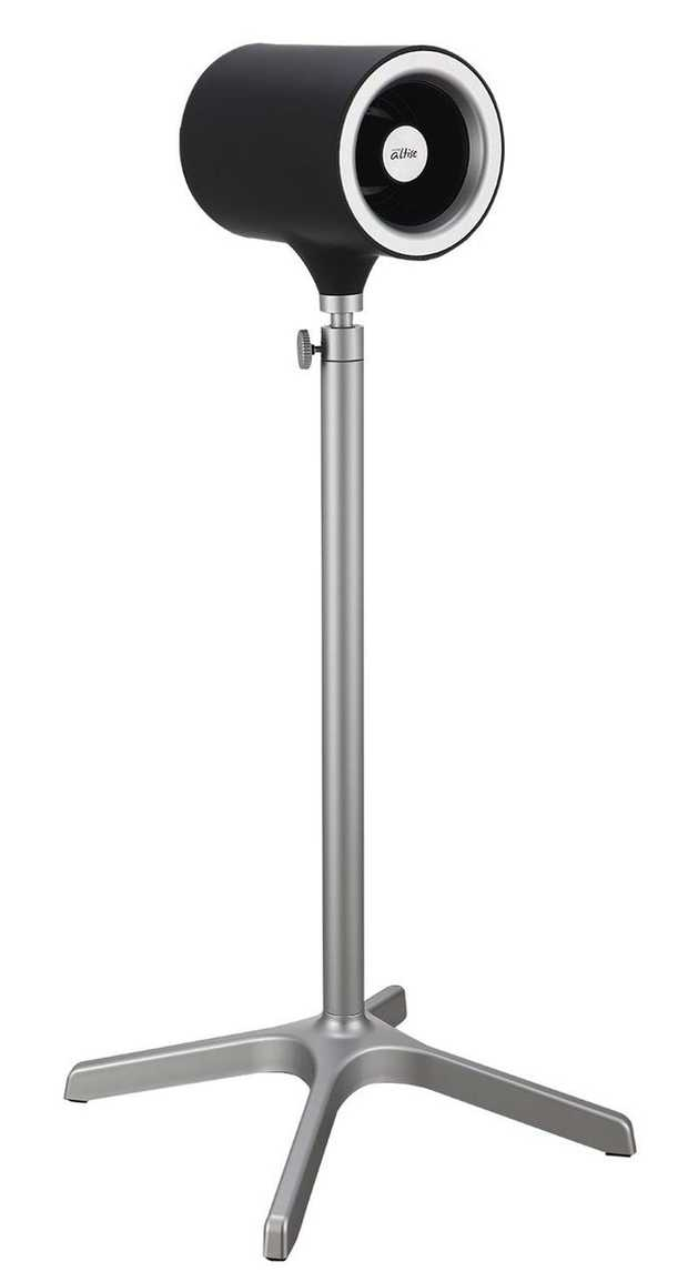 6 speed settings Unique impeller design 80 degree oscillation 40 degree up/down head tilt (manual)...