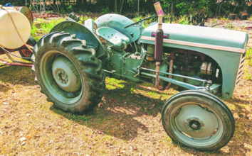 Ferguson T20 Tractor With Hardie PTO Spray Pump