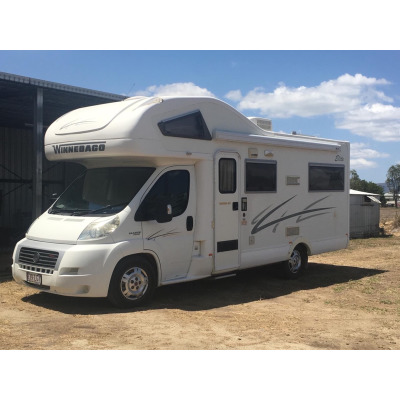 Fiat Winnebago Elite Motorhome Birdsville Edition   