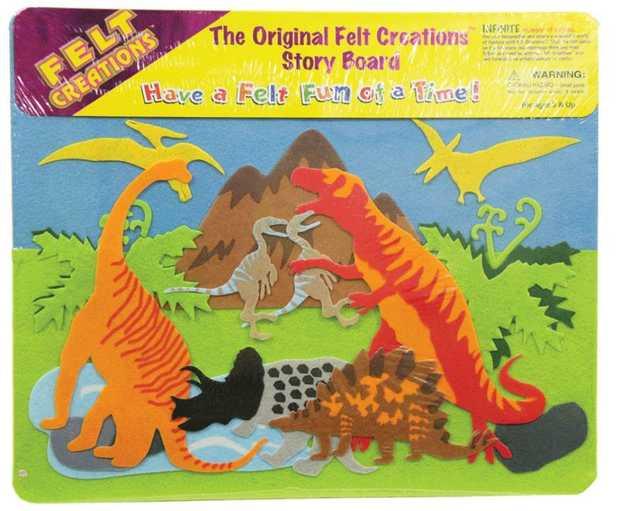 Felt Creation Story Board Assortment