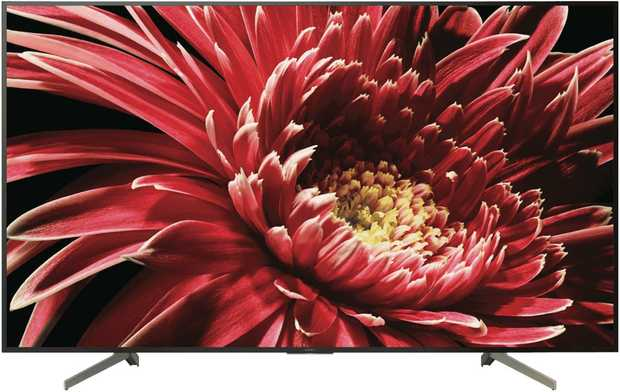 Watch your favourite content in stunning resolution on this 55-inch Sony X85G smart television...