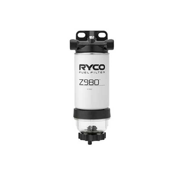 About Z980K Ryco Universal Fuel Water Separator Kits are a great pre-fuel filtration kit for added...
