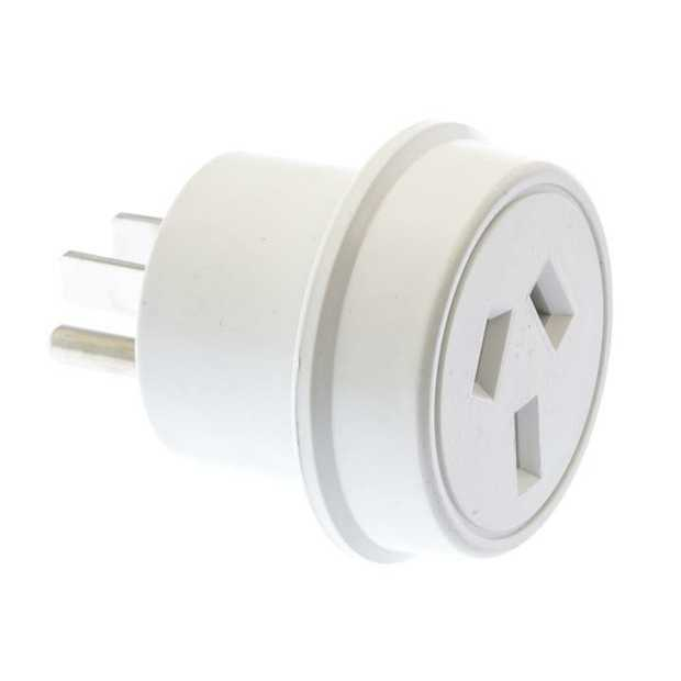 USA Travel Adaptor  Commonly used in: Bahamas - Barbados - Bermuda - Canada - Cayman Islands - Colombia...