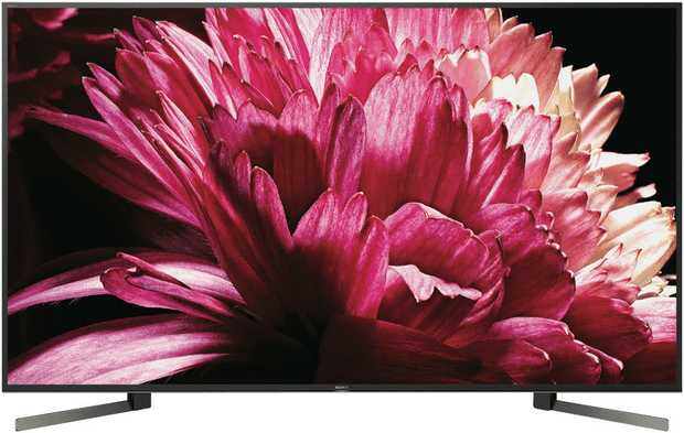 This Sony 65-inch X95G smart TV KD65X9500G delivers picturesque blacks and lifelike colours for the...