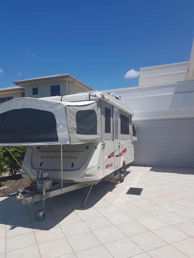 2014 Coromal Navigator 451   Off road, excellent condition, full Ultimate annexe, 2 Queen beds...