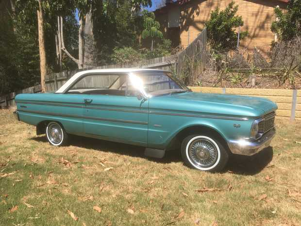 FALCON XP COUPE 170 AUTO   Good Condition   Runs and Drives great   Reupholstered   Reco...