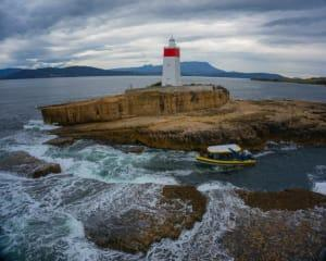 Discover Hobart's coastal beauty and maritime history on an eco cruise. You'll hear tales of...