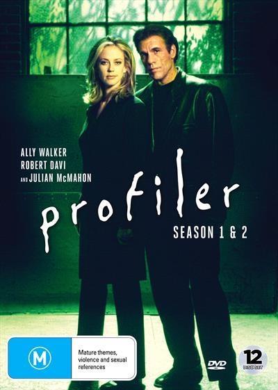 Profiler - Season 1-2 DVD      Created by Cynthia Saunders (L.A. Law)...