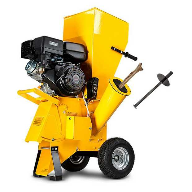 With a stonking true commercial grade 438cc Michiganengine, the new Michigan Ravenger 20hp...