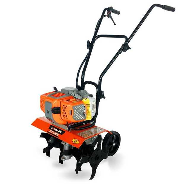 Baumr-AG have been continually refining the Roto Tiller range for well over a decade. It should come as...