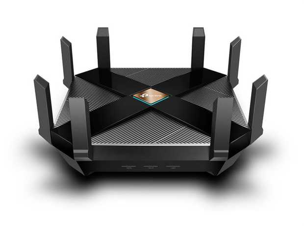 Up to 5952Mbps Blazing Speed 1.8 GHz Quad-Core CPU 802.11ax Wi-Fi Band Steering TP-Link HomeCare OFDMA...