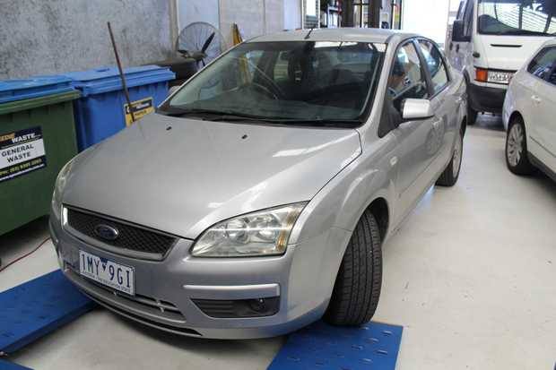Ford Focus 2007  
