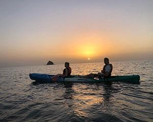 The Sunrise Kayak Tour is mind blowing. For all the early risers out there, this is a definite on the...