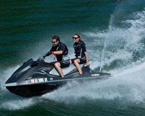 Experience the Thrill of riding your own jet ski with no experience necessary! You will be left feeling...