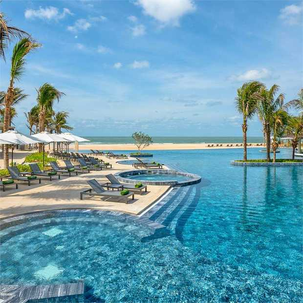 From the bustling streets of Ho Chi Minh City to the pristine shores of Ho Tram, this ultimate...