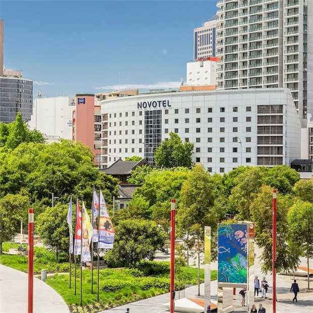 Get amongst the shoreline bars, hip restaurants, glitz and glamour of Darling Harbour as Sydney's...