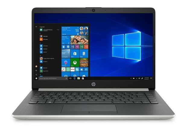 "Intel® Core™ i3-8145U 2.1 GHz - 3.9 GHz 4GB memory 128 GB M.2 SSD 14"" HD SVA BrightView Display Windows..."
