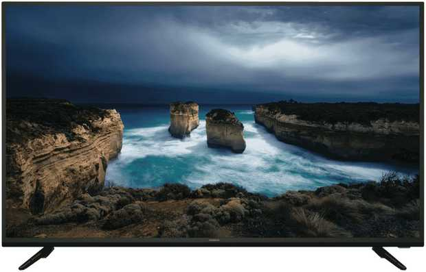 This Hitachi 40-inch smart television has a 1,920 x 1,080 screen resolution so you can discover true...