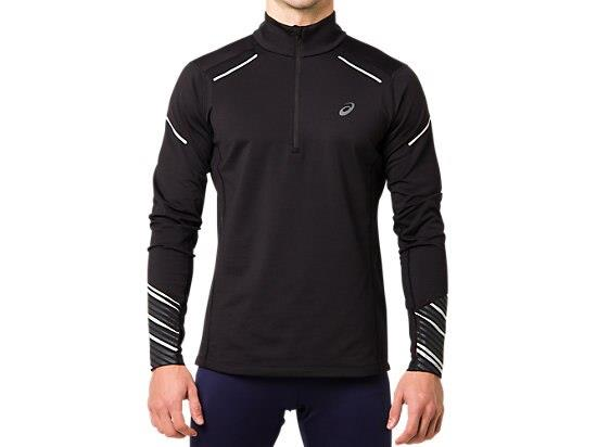 Run in comfort in the men's LITE-SHOW 2.0 LONG SLEEVE 1/2 ZIP TOP for running, by ASICS. There's no...