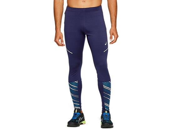 Protect yourself on wintry weather runs in the LITE-SHOW 2.0 WINTER TIGHT men's running tights by...
