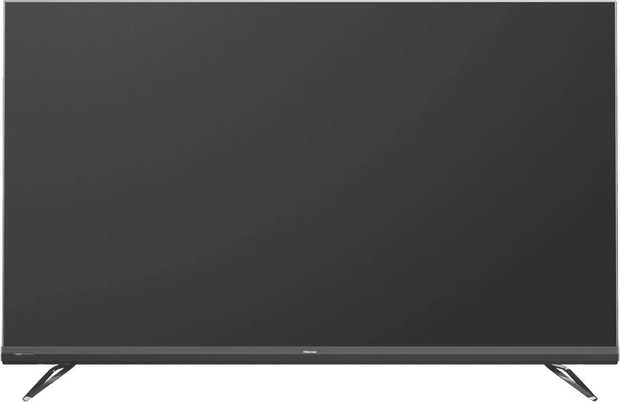 This Hisense TV has an 85-inch screen, allowing you to bask in an expansive viewing area. It has an...