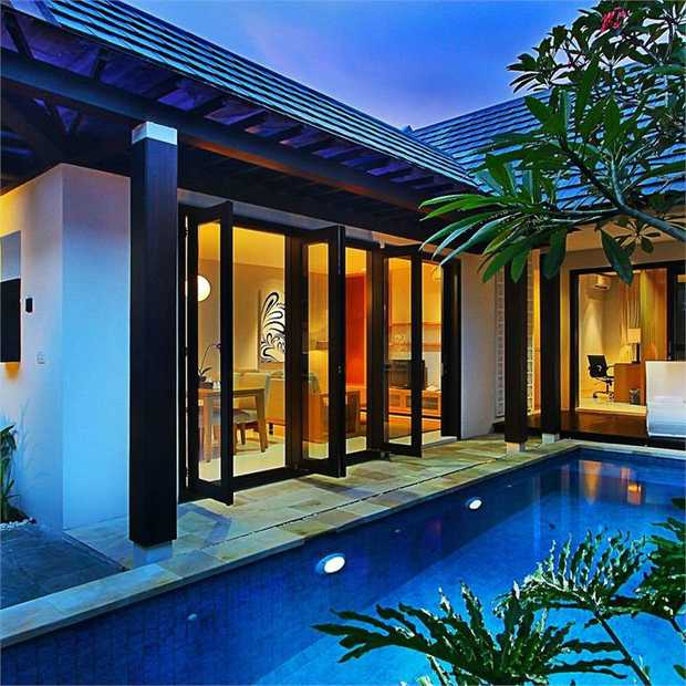 Escape to one of Bali's most popular holiday spots with an enormous private villa escape in the heart...