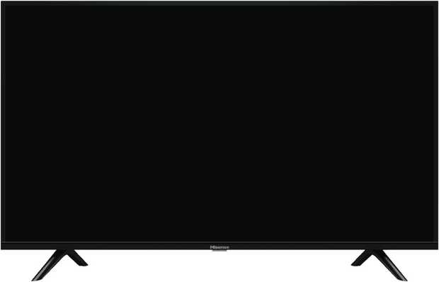 The Hisense 40-inch LED LCD Smart TV brings Full HD resolution to your home, with pictures so clear and...