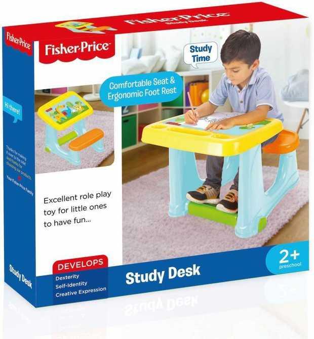 Fisher Price Study Desk