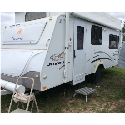 Jayco Discovery 2010    