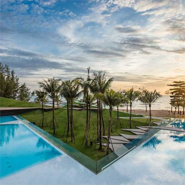Experience Khao Lak's best-kept secret: La Vela, spectacularly located on the shores of Bang Niang...