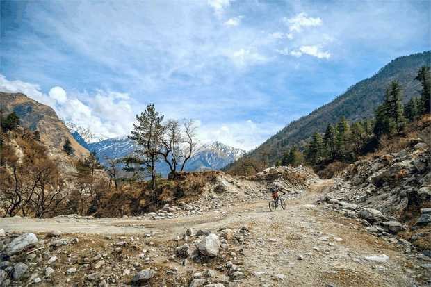 A one-day biking tour of the Kathmandu valley with expert local guides and stunning scenery. Four...