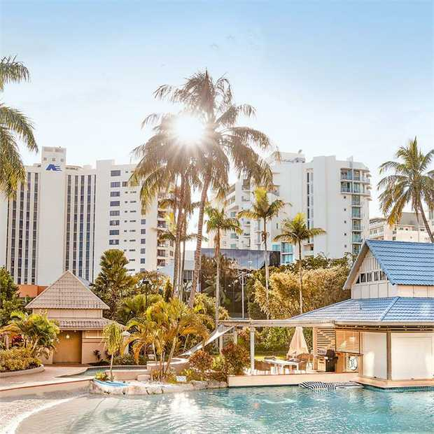 Revel in the coastal bliss of Tropical North Queensland with a picture-perfect escape for families and...