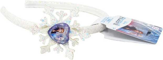Frozen 2 Anna And Elsa Snowflake Headband