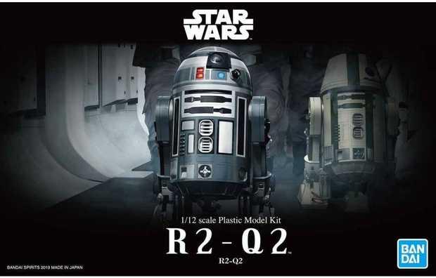 Gundam 1/12 R2-Q2