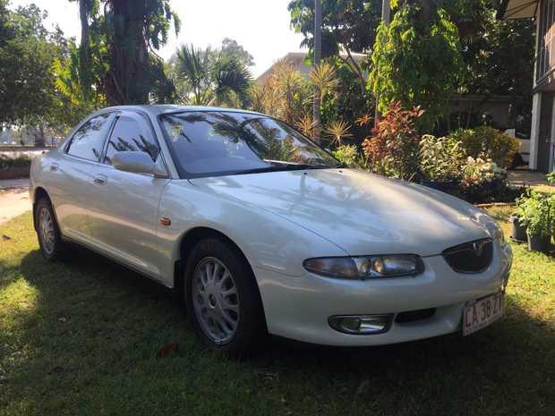 Rare 1993 Mazda Eunos 500 V6 2lt Auto   Leather 4 Door Sedan   A/C   73,000km   Reg...