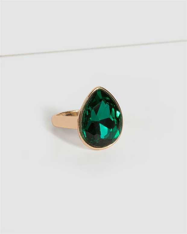 Part of our Emerald Alert collection Make a fashion statement with our stunning rings. This silver...