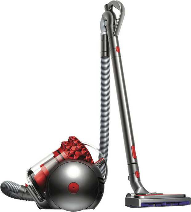 Engineered for powerful cleaning on all floor types, the Dyson Cinetic Big Ball Multi Floor Extra...