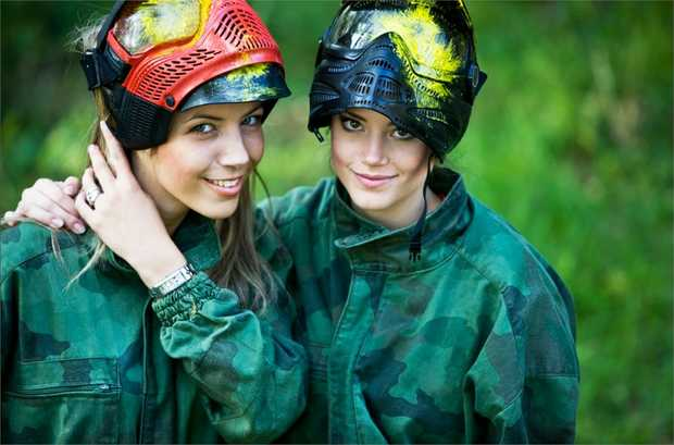 Paintball Skirmish in Melbourne the most fun you can have with paint on! Take your friends out of the...