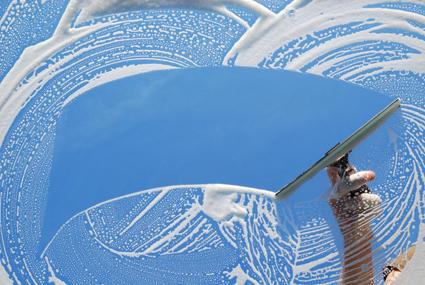 Window Cleaner & Handyman   - Av 3bd Home $80 Inside/Out - Hub / Wife Team,   Pensioner...