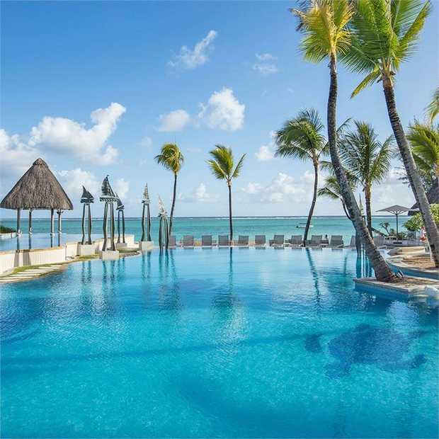 Discover the beauty of Mauritius on an exotic getaway at Ambre, A Sun Resort, an adults-only oasis...