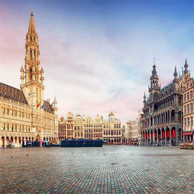 Discover the culture and beauty of Brussels with a stay at the five-star Stanhope Hotel Brussels, a...