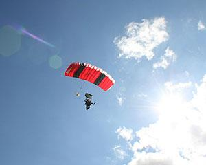 Take the ultimate leap of faith out of an aeroplane from up to 14,000ft high! Strapped to your...
