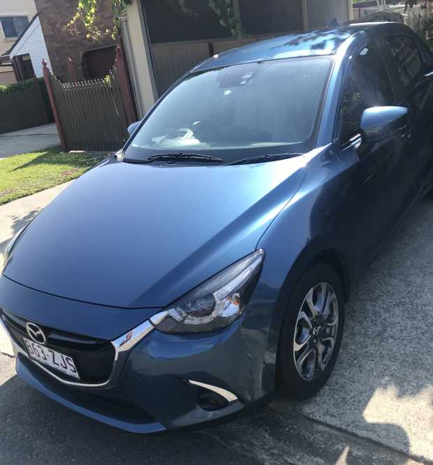 Mazda 2 GT