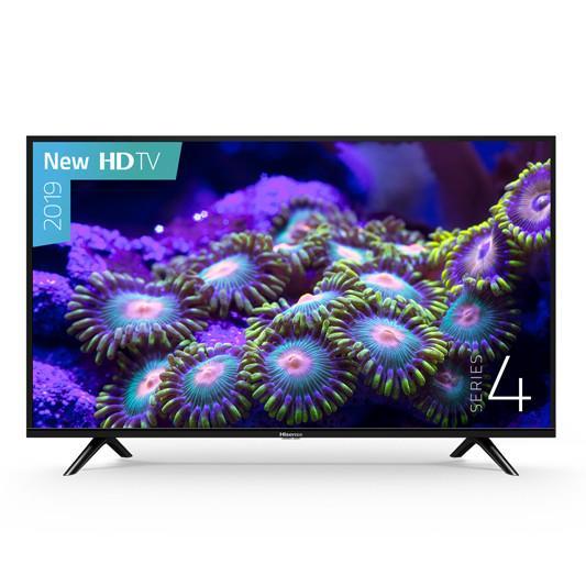 HD Smart LED TV Direct Lighting Smart TV (VIDAA U) Natural Colour Enhancer Netflix, Stan, Freeview Plus...
