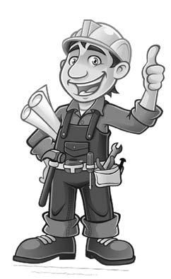 Handyman/carpenter   • Pre-Sale & Pre-Rental Maintenance   • Water Proofing /...
