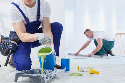 Internal & external painting with 25 years experience