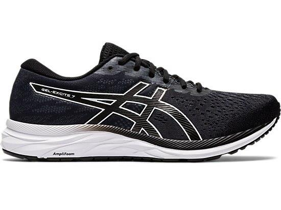 The GEL-EXCITE 7 running shoe is a lightweight offering that introduces an improved fit in the forefoot...