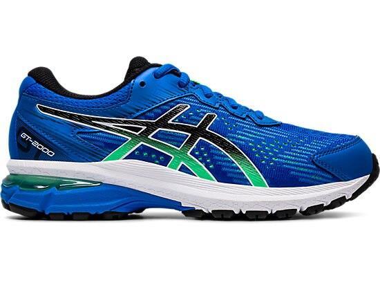 ASICS Kid's Gt-2000 8 Gs Shoes - Blue 6