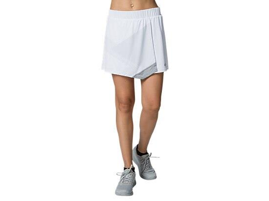 Bring a new sense of style to the court with the ASICS women's CLUB GPX SKORT with a Japan pleats...