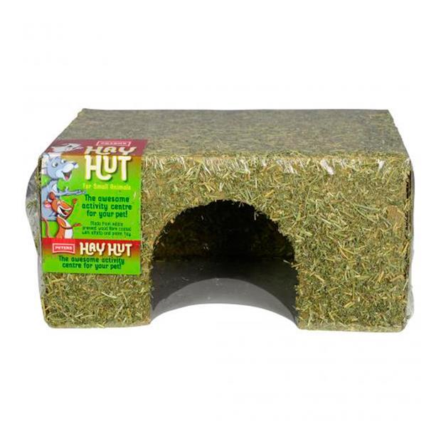 peters hay hut  large | Peters food | pet supplies| Product Information: peters-hay-hut